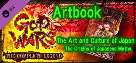 Купить GOD WARS The Complete Legend - Art Book (In English) (DLC)