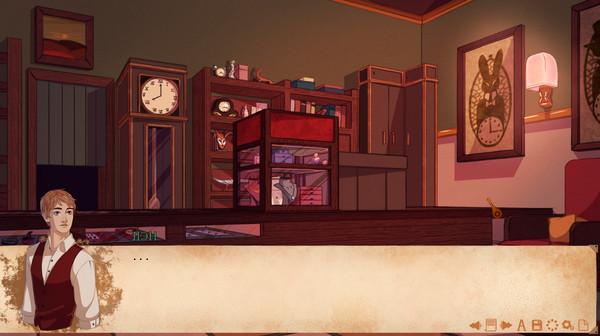 Edge of Reality Visual Novel
