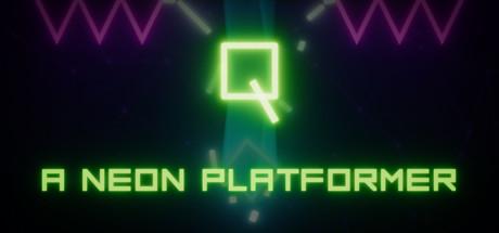 Купить Q - A Neon Platformer