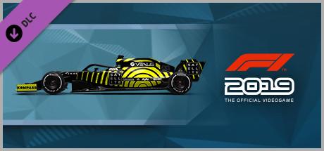 F1 2019: Car Livery 'VENUS - Ping' (DLC)