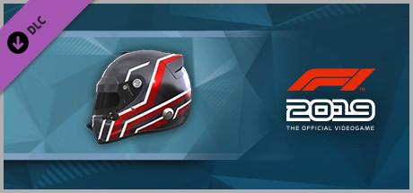 F1 2019: Helmet 'Swipes' (DLC)