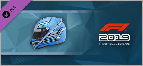 F1 2019: Helmet 'Lightning' (DLC)