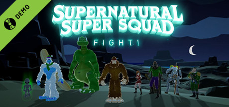 Supernatural Super Squad Fight! Demo