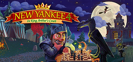 Image for New Yankee in King Arthur's Court 4