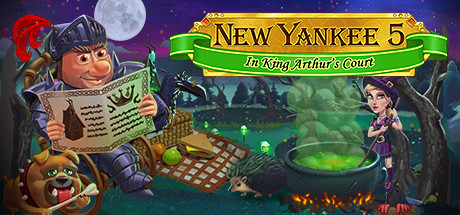 Image for New Yankee in King Arthur's Court 5