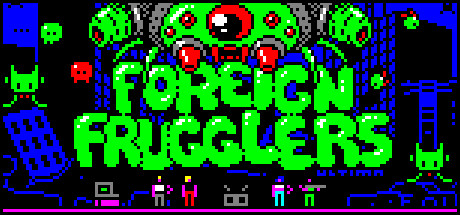 👾 Foreign Frugglers