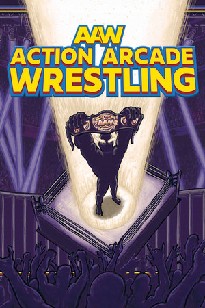 Action Arcade Wrestling poster image on Steam Backlog