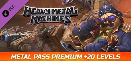HMM Metal Pass Premium Season 4 + 20 Levels
