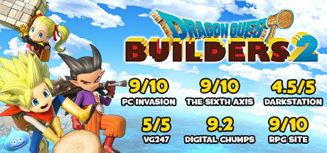 DRAGON QUEST BUILDERS 2 on Steam Backlog