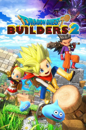 DRAGON QUEST BUILDERS 2 poster image on Steam Backlog