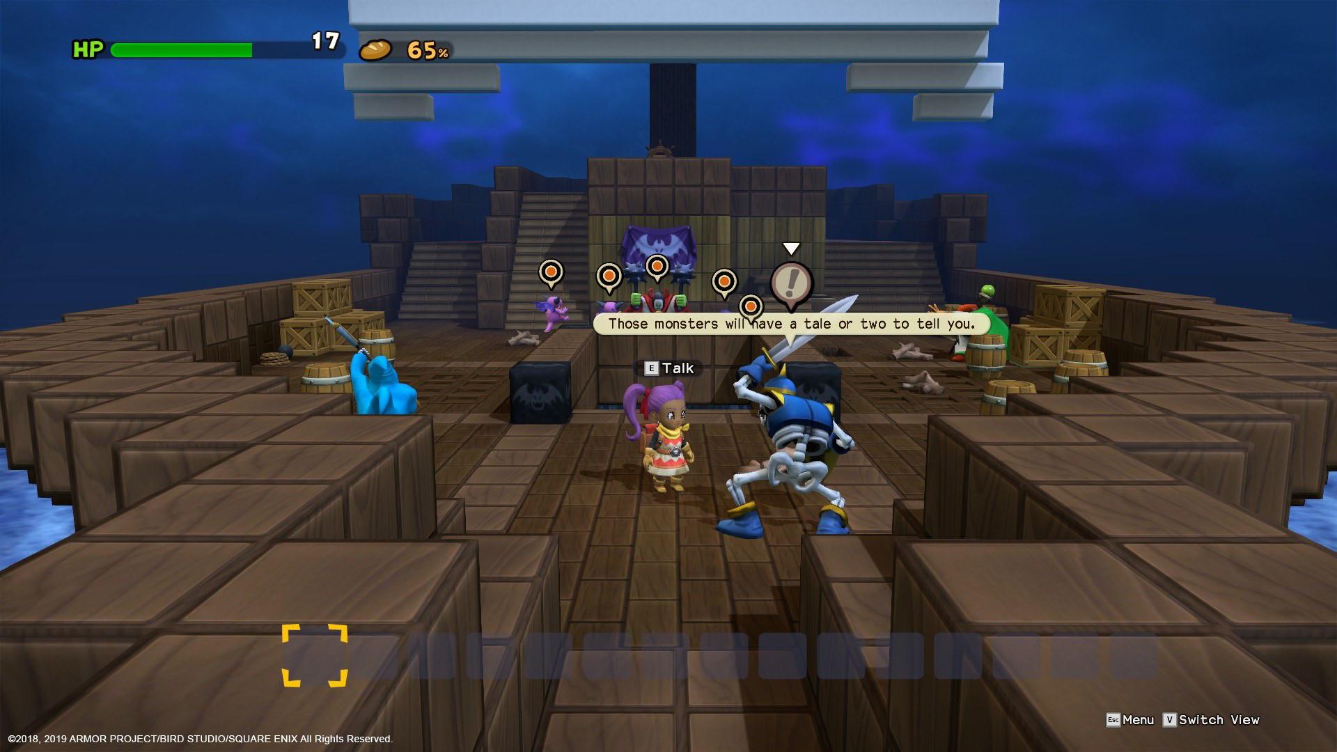 Dragon Quest Builders 2 Screenshot 3