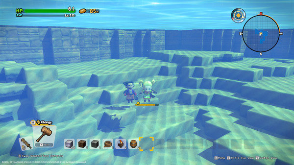 Capture d'écran n°6 du Jeu DRAGON QUEST BUILDERS™ 2