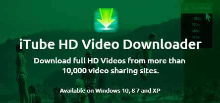 iTube HD Video Downloader - Download videos from 10000+ sites, 3X Faster  Download Speed, Download Entire Playlist, Record Online Video