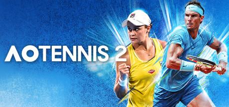 AO Tennis 2 cover art