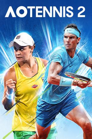 AO Tennis 2 poster image on Steam Backlog