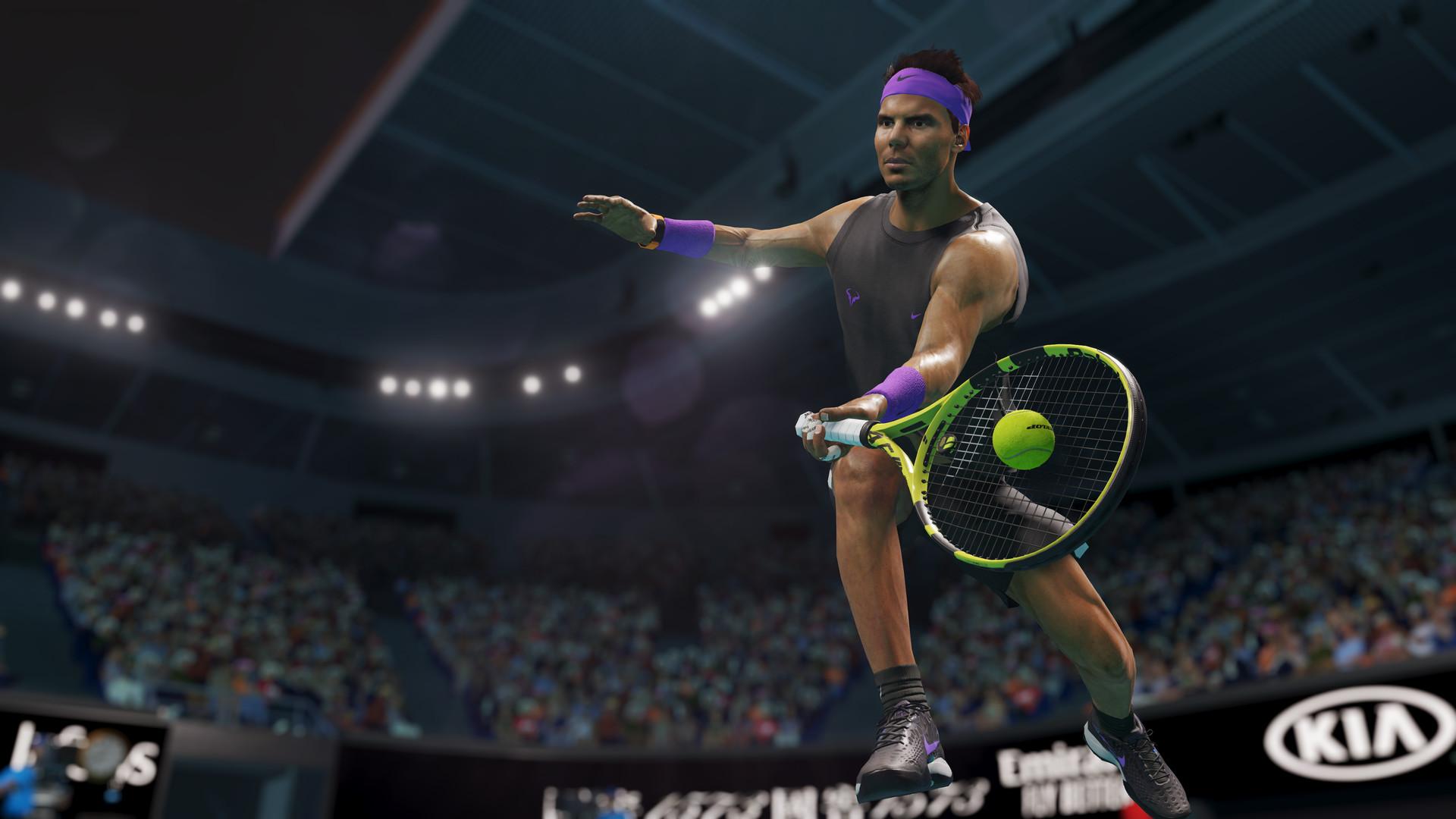 AO Tennis 2 3DM Download