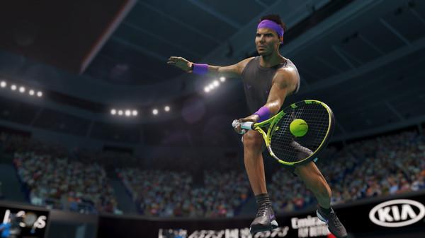 Capture d'écran n°4 du Jeu AO Tennis 2