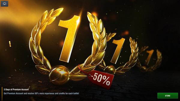 World of Tanks Blitz - Free Pack (DLC)