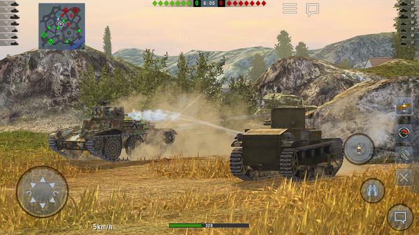 World of Tanks Blitz - Starter Pack (DLC)