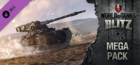 Купить World of Tanks Blitz - Mega Pack (DLC)