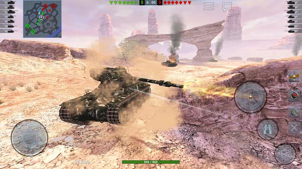 World of Tanks Blitz - Mega Pack (DLC)