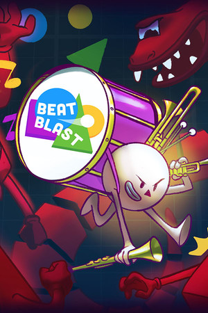 Beat Blast poster image on Steam Backlog