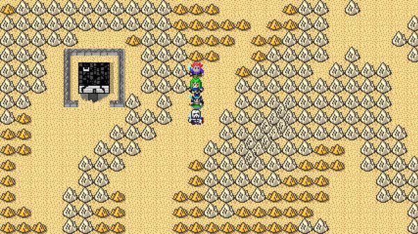 Screenshot of Breath of Death VII