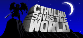 Cthulhu Saves the World cover art