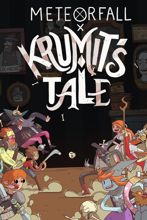 Meteorfall: Krumit's Tale poster image on Steam Backlog