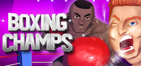 Boxing Champs cover art