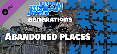 Super Jigsaw Puzzle: Generations - Abandoned Places Puzzles