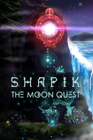 Shapik: The Moon Quest poster image on Steam Backlog
