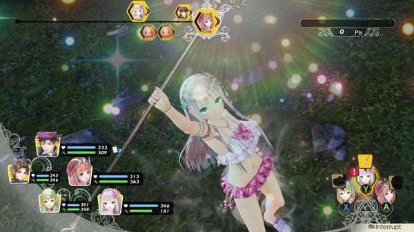"""Atelier Lulua: Lulua's Swimsuit """"Bright Butterfly"""" (DLC)"""