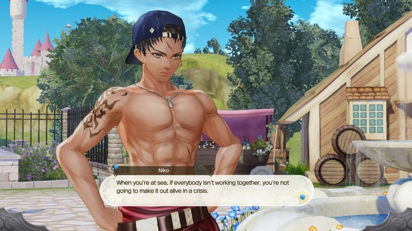 "Atelier Lulua: Niko's Swimsuit ""Capped Captain"" (DLC)"