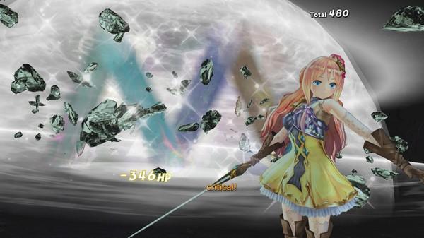 Atelier Lulua: Additional Character: Meruru (DLC)