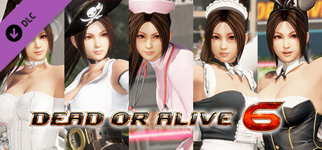 66e0327c40fb2 DOA6 Mai Shiranui Debut Costume Set. This content requires the base game  DEAD OR ALIVE 6 on Steam in order to play.