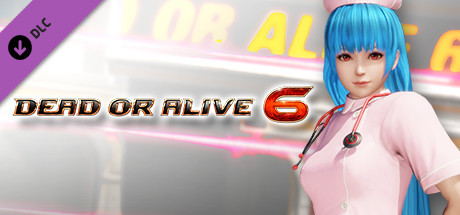 DOA6 Character: Nurse Costume - Kula Diamond