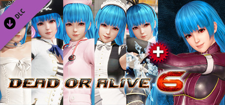 DOA6 Kula Diamond + Debut Costume Set