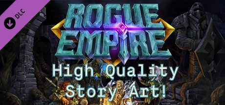 Купить Rogue Empire: Dungeon Crawler RPG - HQ Story Art (DLC)