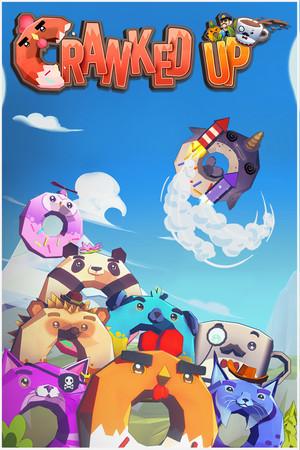 Cranked Up poster image on Steam Backlog