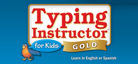 Купить Typing Instructor for Kids Gold