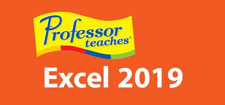 Купить Professor Teaches Excel 2019