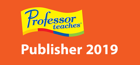 Купить Professor Teaches Publisher 2019