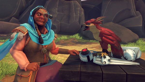 Falcon Age CD Key 5