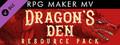 RPG Maker MV - Dragons Den Resource Pack