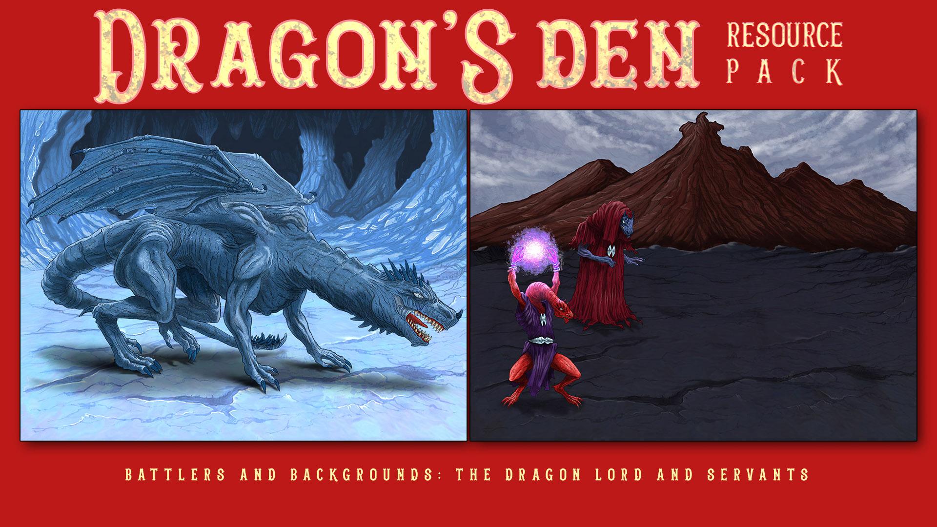 RPG Maker MV - Dragons Den Resource Pack Steam Discovery