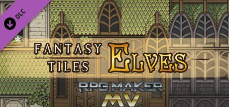 RPG Maker MV - Fantasy Tiles - Elves Steam Discovery
