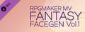 RPG Maker MV - Fantasy FaceGen Vol.1