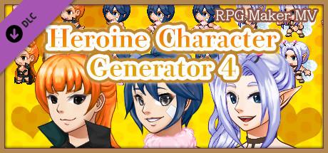 Купить RPG Maker MV - Heroine Character Generator 4 (DLC)