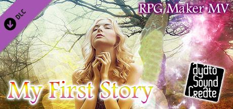 Купить RPG Maker MV - My First Story (DLC)